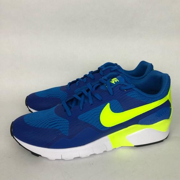 outlet store ffed3 5937a Nike Air Pegasus 9216 Size 11 Blue Volt 845012